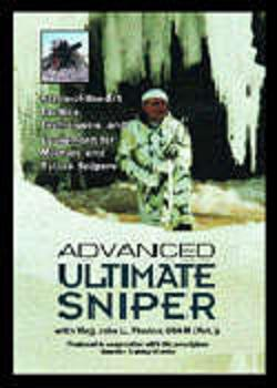 ADVANCED ULTIMATE SNIPER (video - VHS, NTSC/U.S. standard)